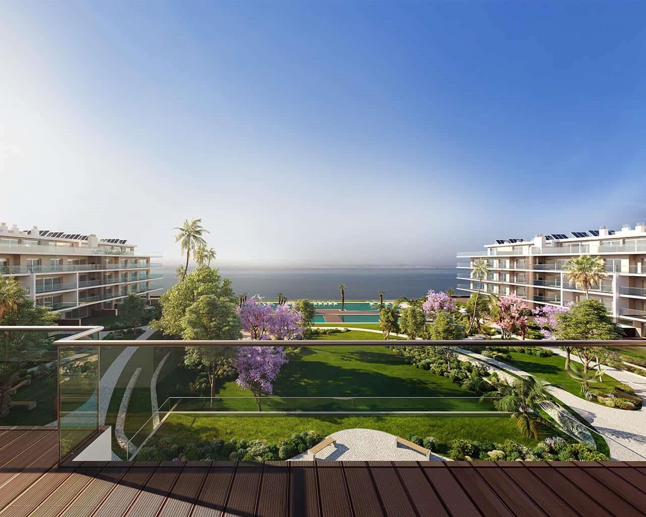 Tagus Bay - Jardim