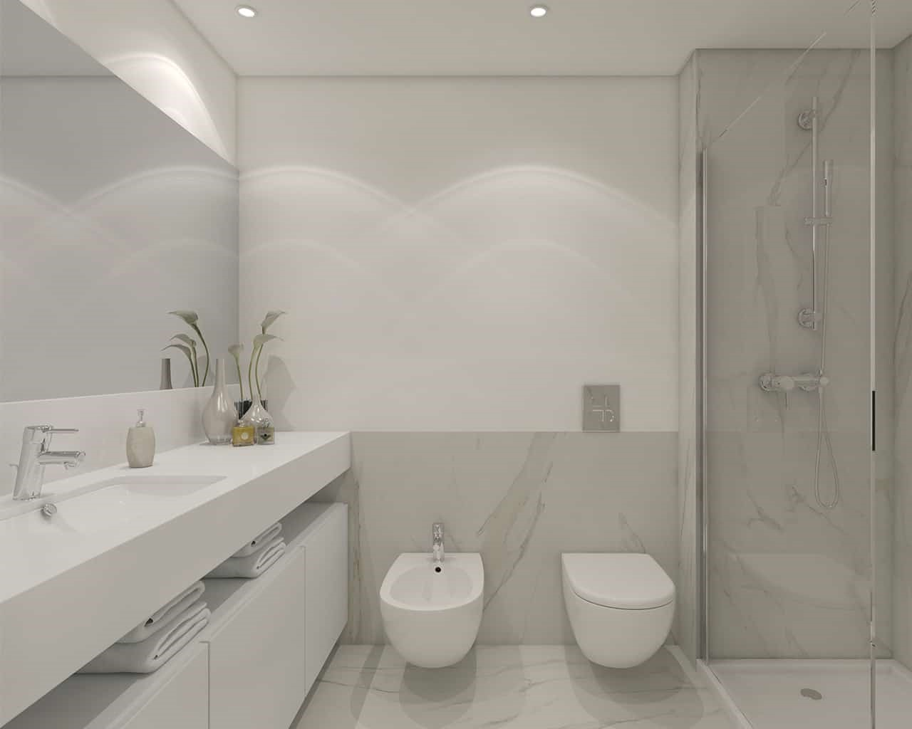 areeiro-prime-salle de bain-option urban calssic-douche