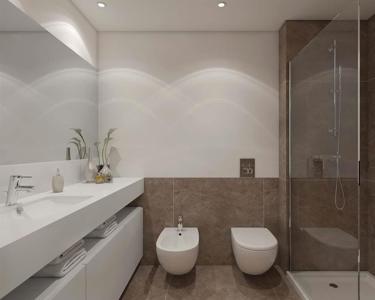 areeiro-prime-salle de bain-option urban-trend-douche