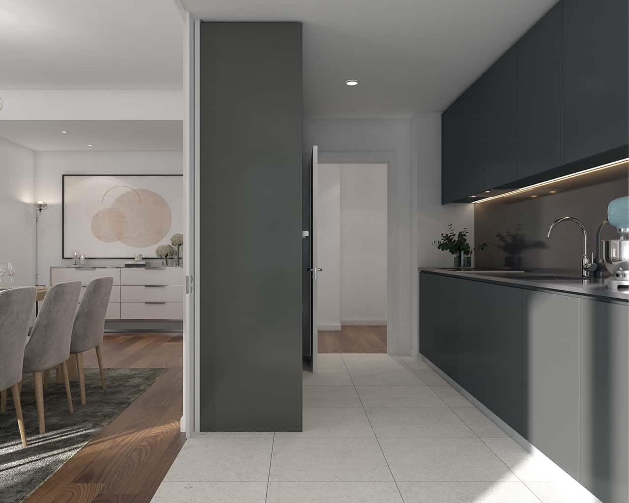 areeiro prime-cozinha-sala-opção urban trend