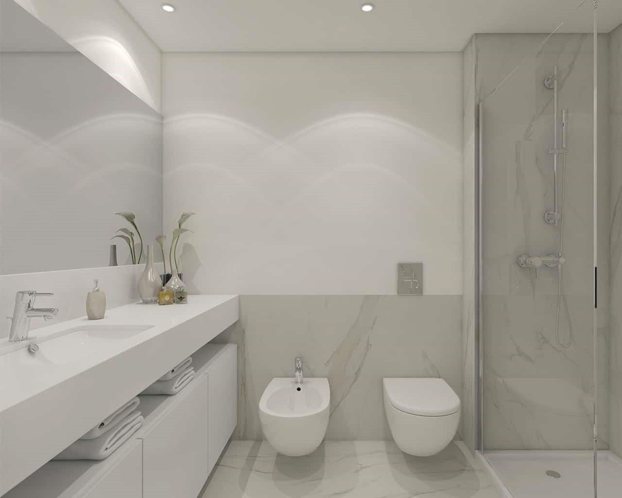areeiro-prime-casa de banho-opção urban calssic-duche