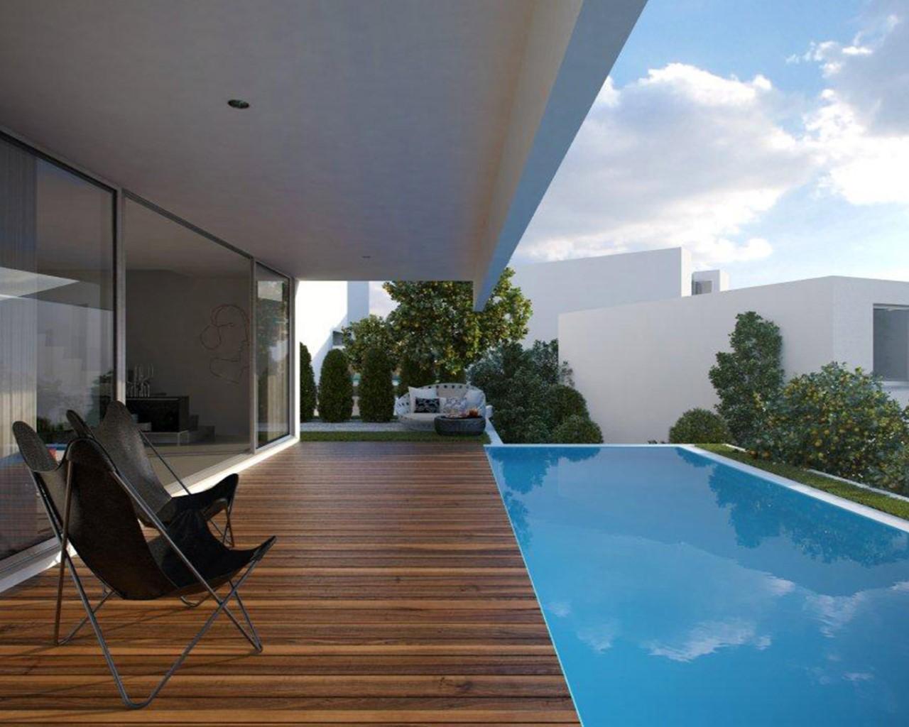 Pool configuration