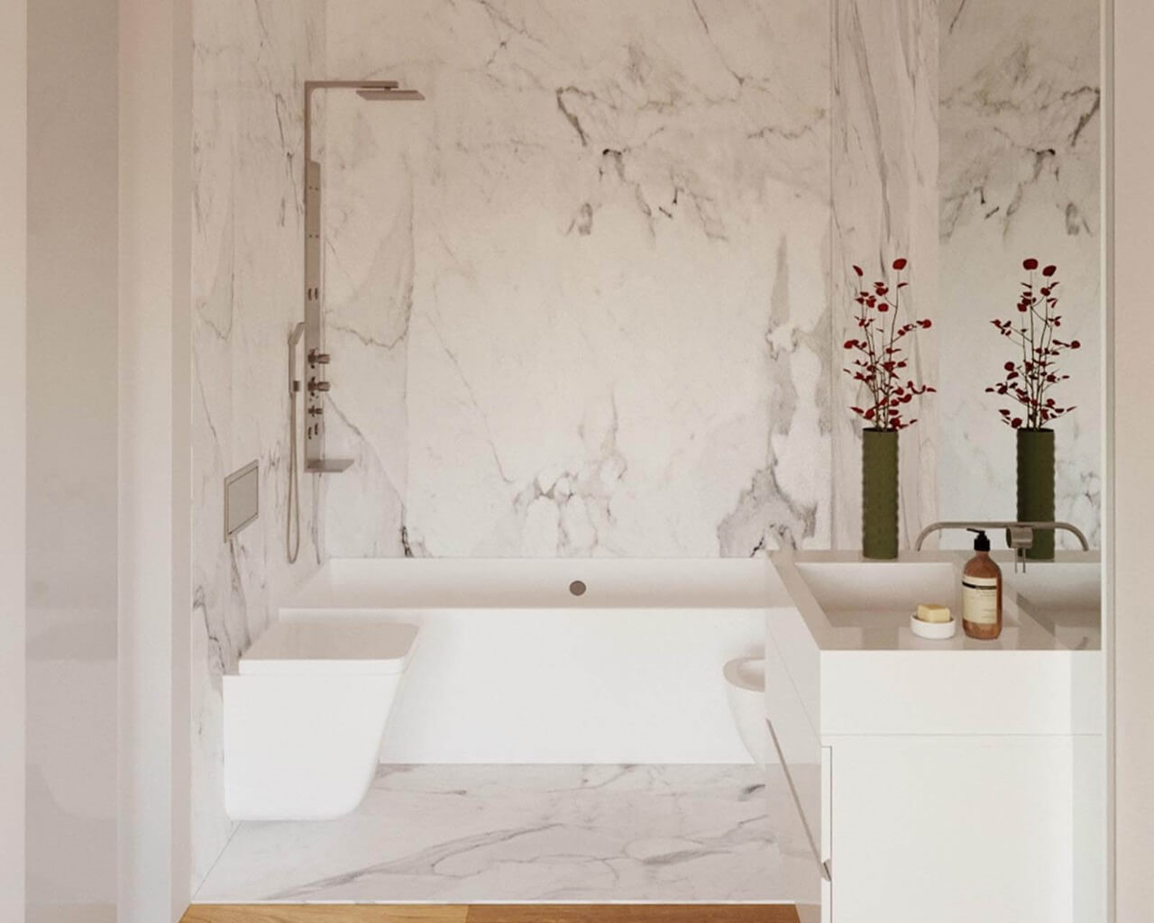 Tagus Bay - salle de bains
