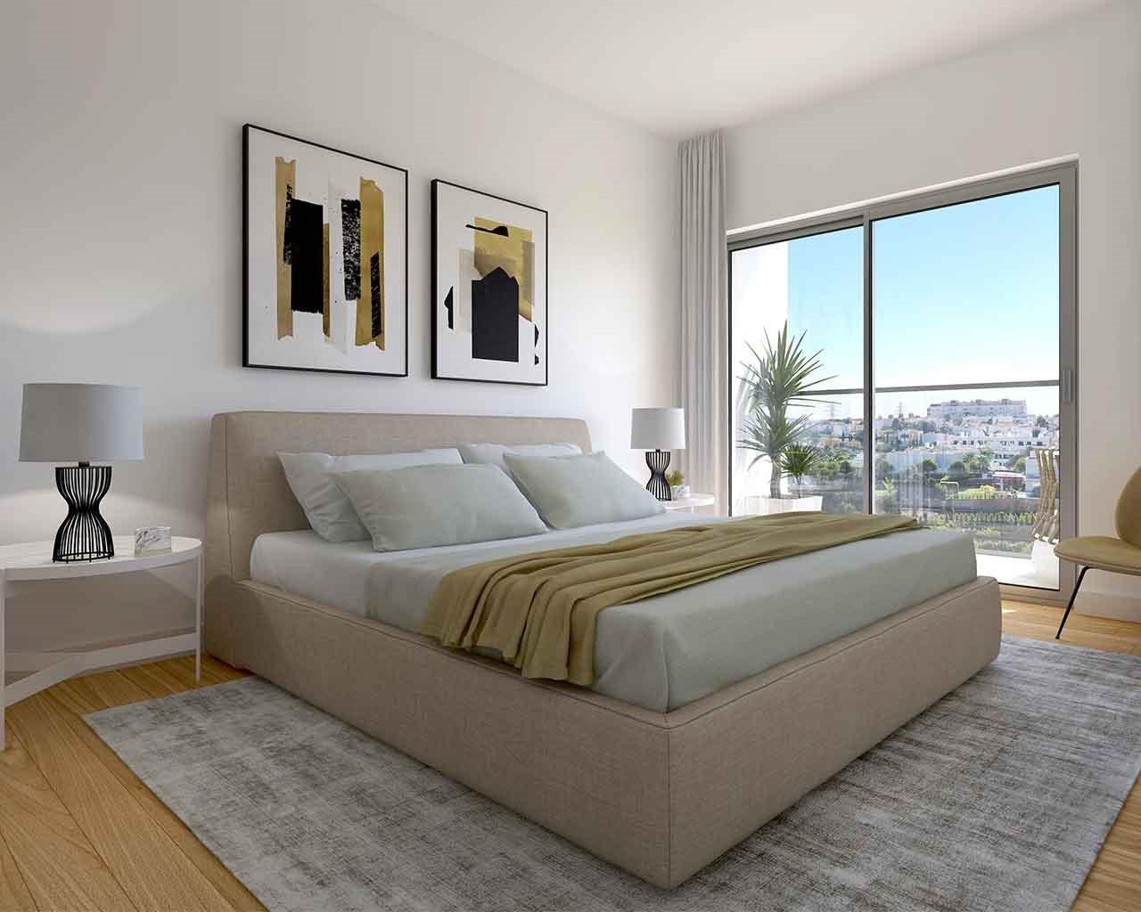 Albufeira-Green-Residences-Quarto 1