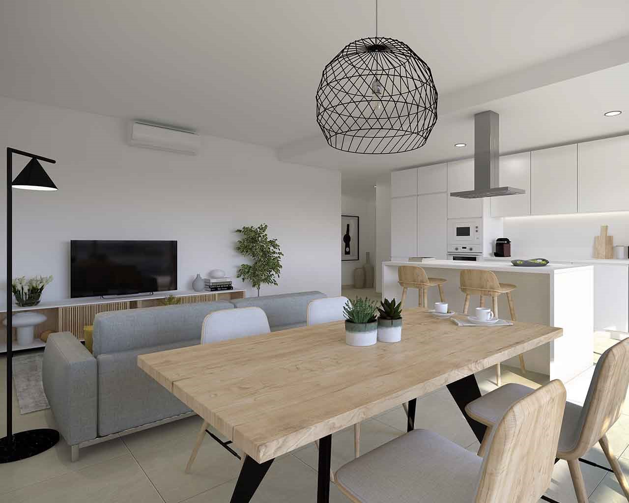 Albufeira-Green-Residences-Sala 05