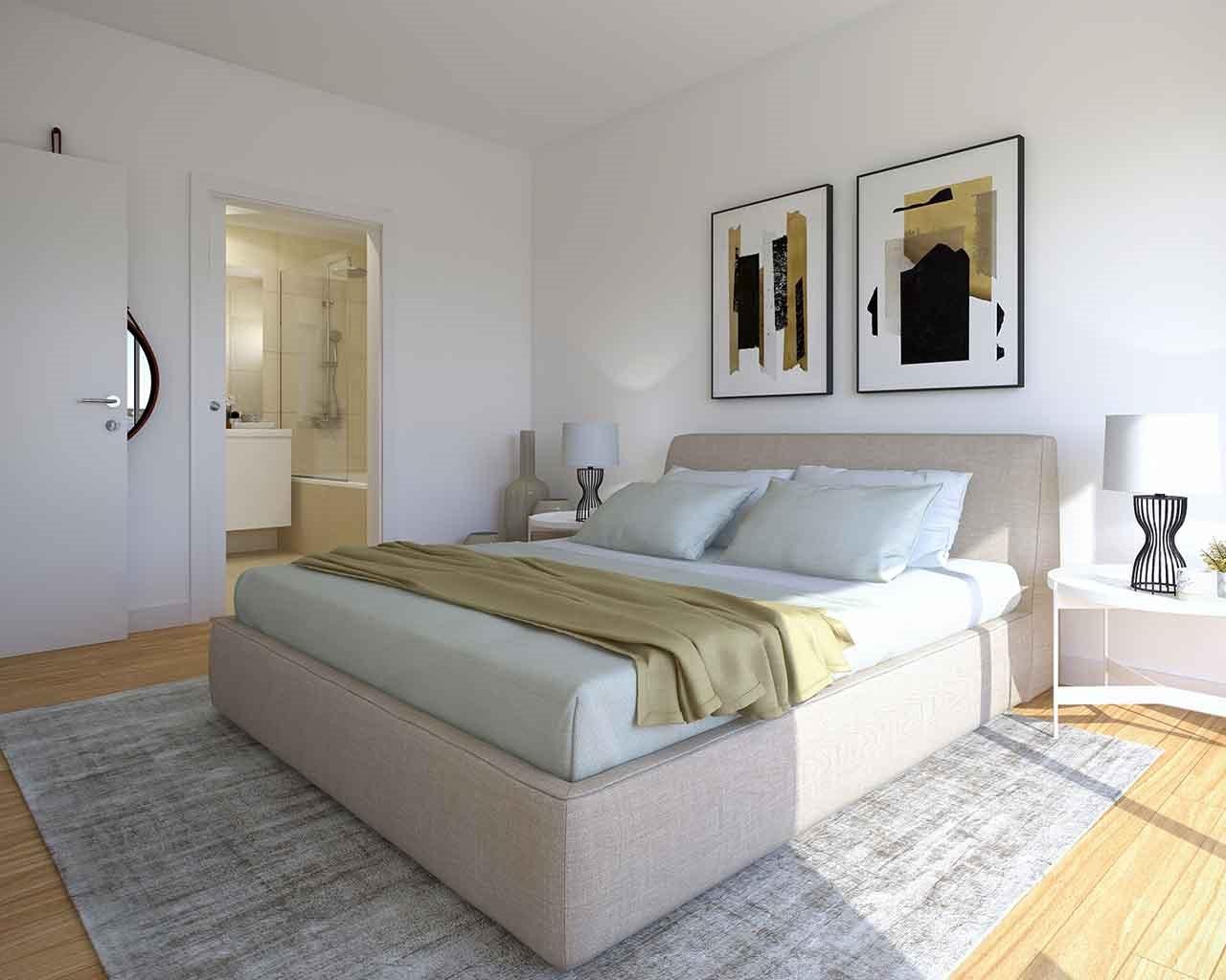 Albufeira-Green-Residences-Quarto 2