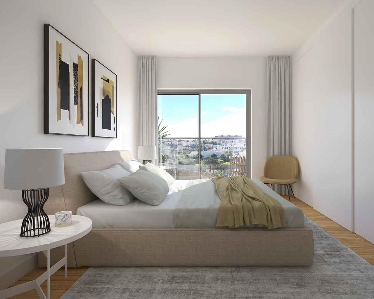 Albufeira-Green-Residences-Quarto 3