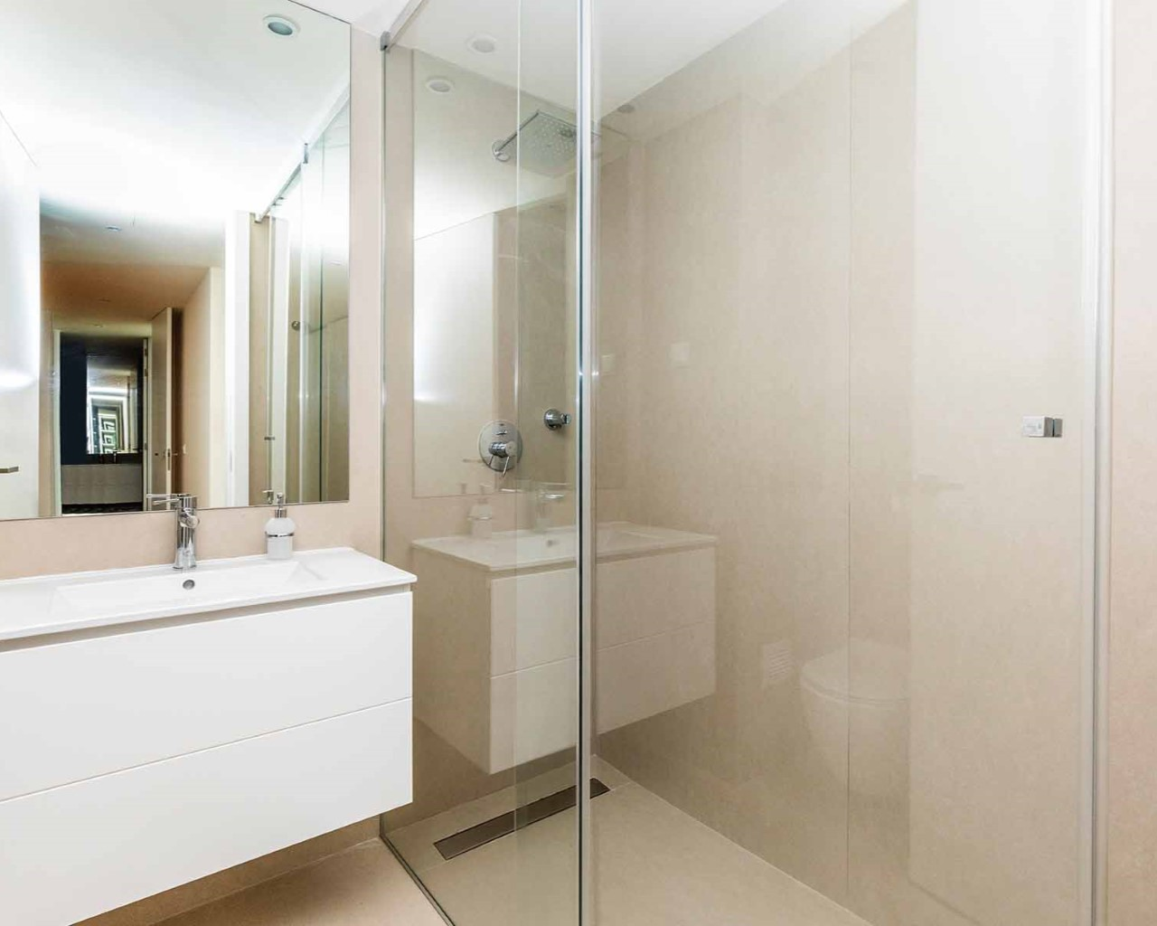 Bathroom - Suite (Exemple)