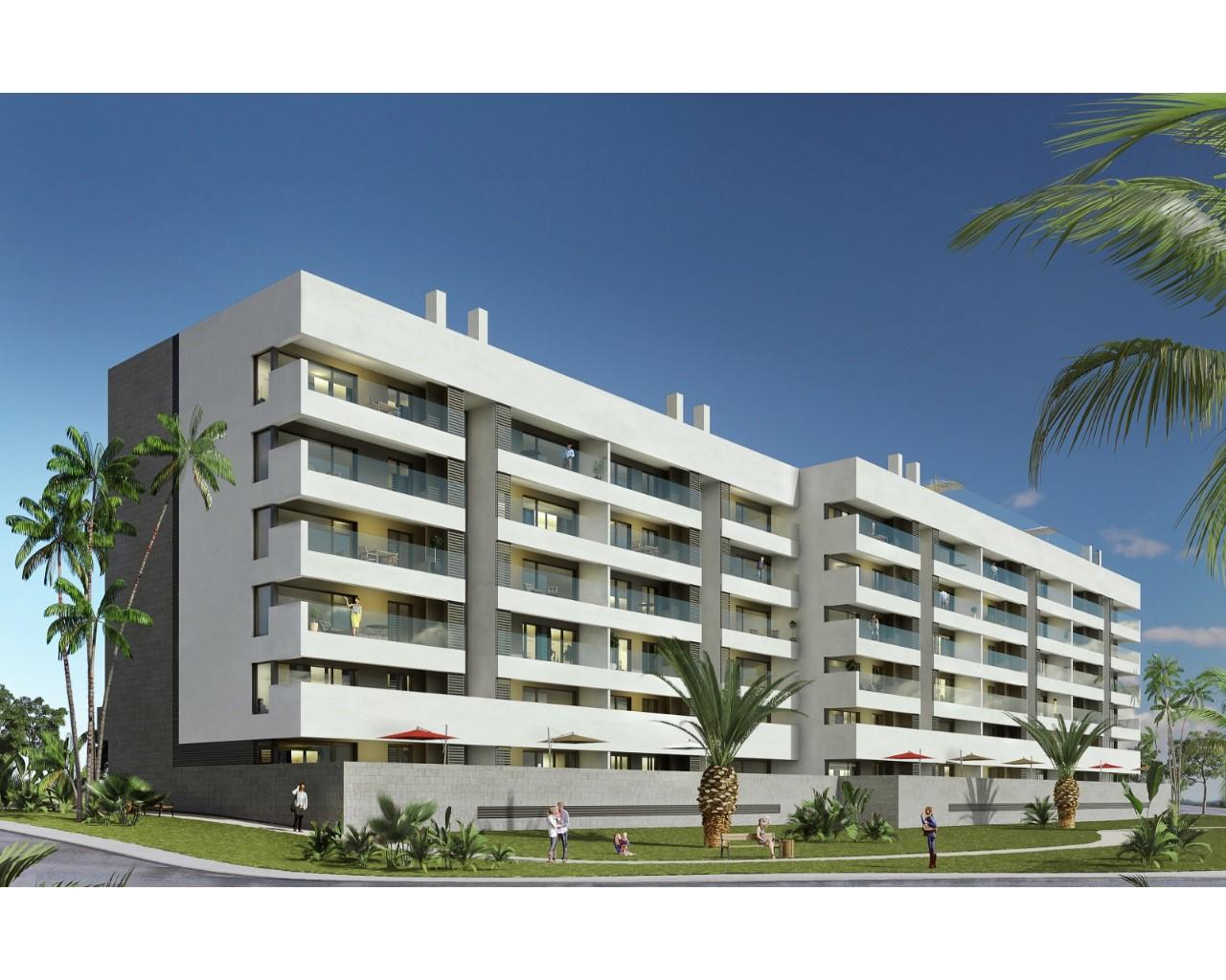 Fachada Lux Terrace -Alta de Faro
