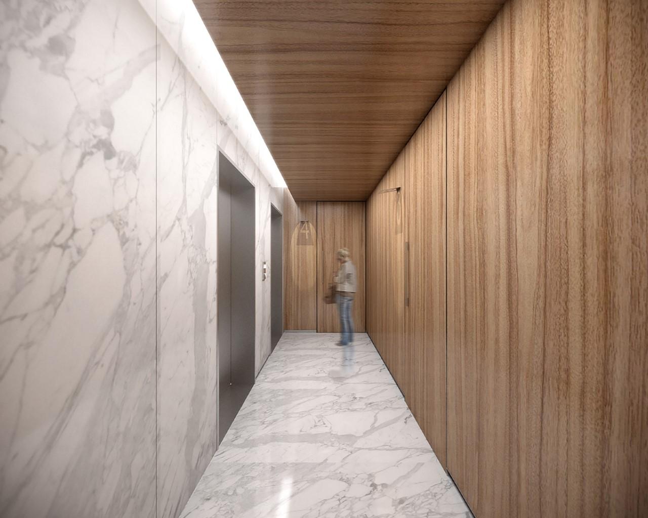 Hall de elevadores