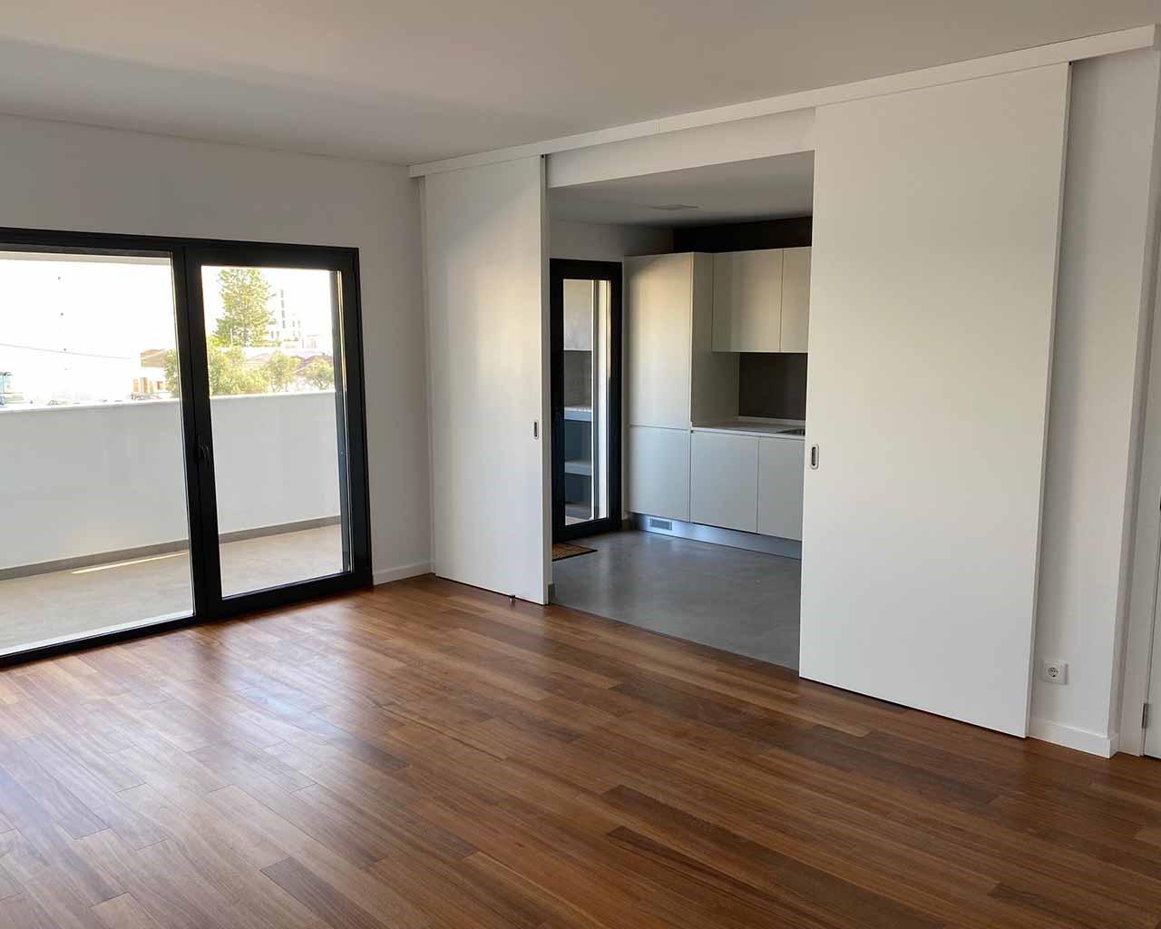 Faro-Lux_Terrace - Living room+kitchen