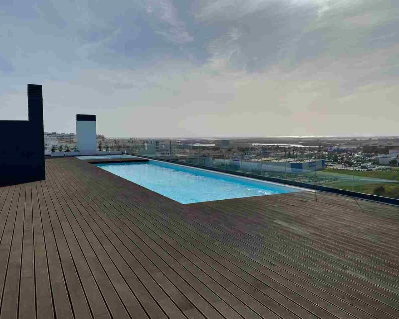 Lux Terrace Faro - Pool