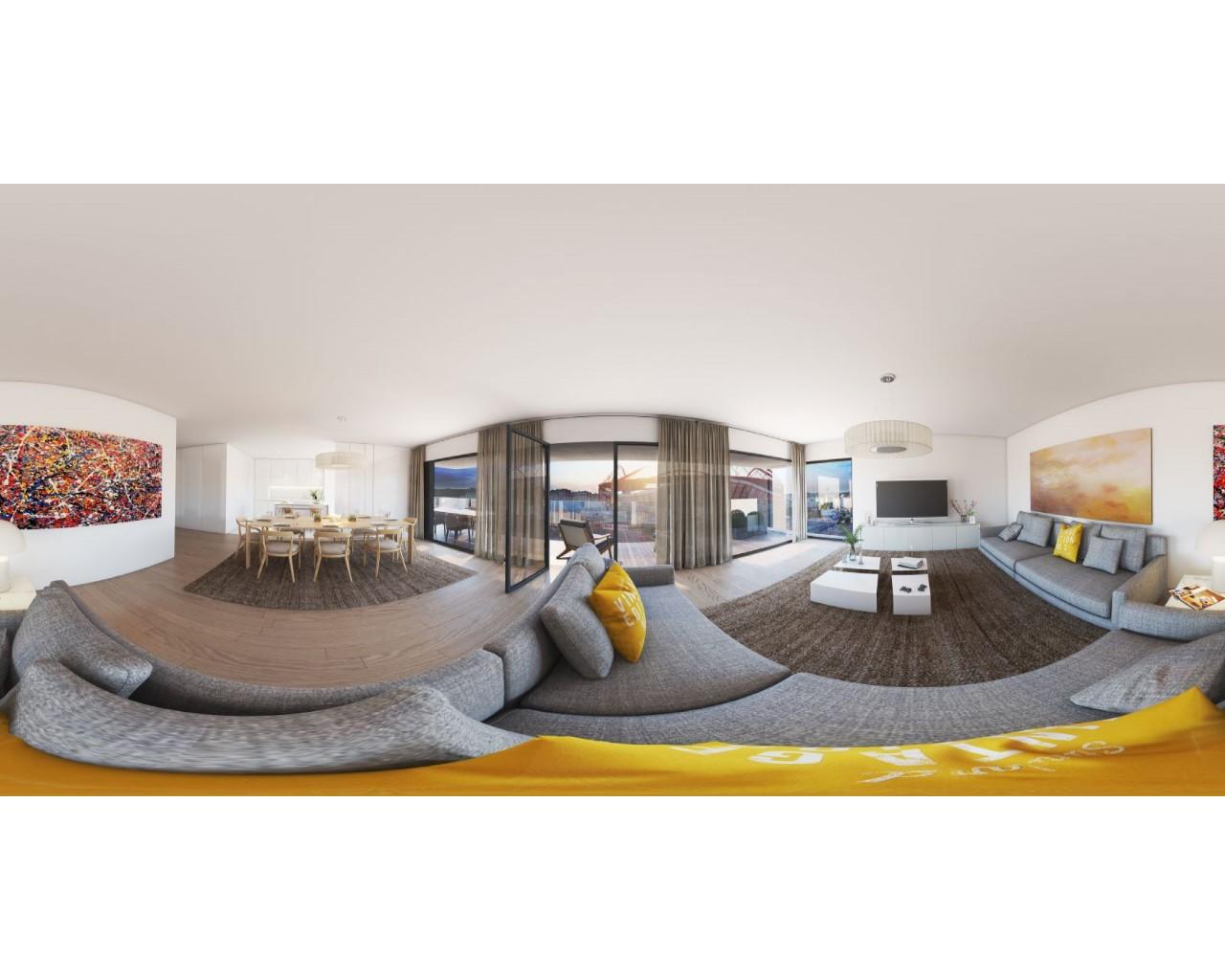 Exemplo de uma sala