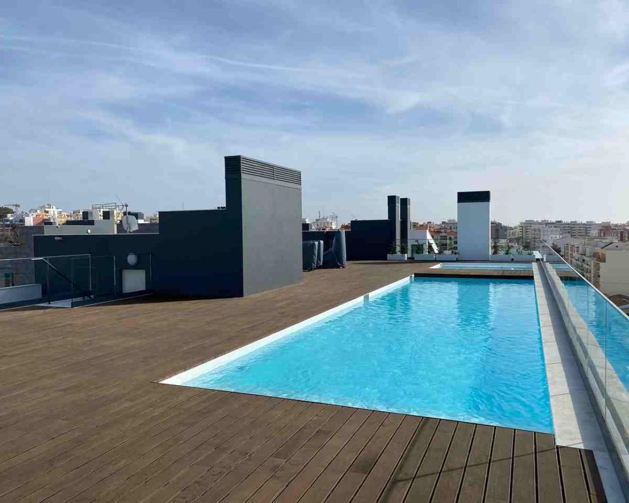 Faro -Lux_Terrace - Piscine