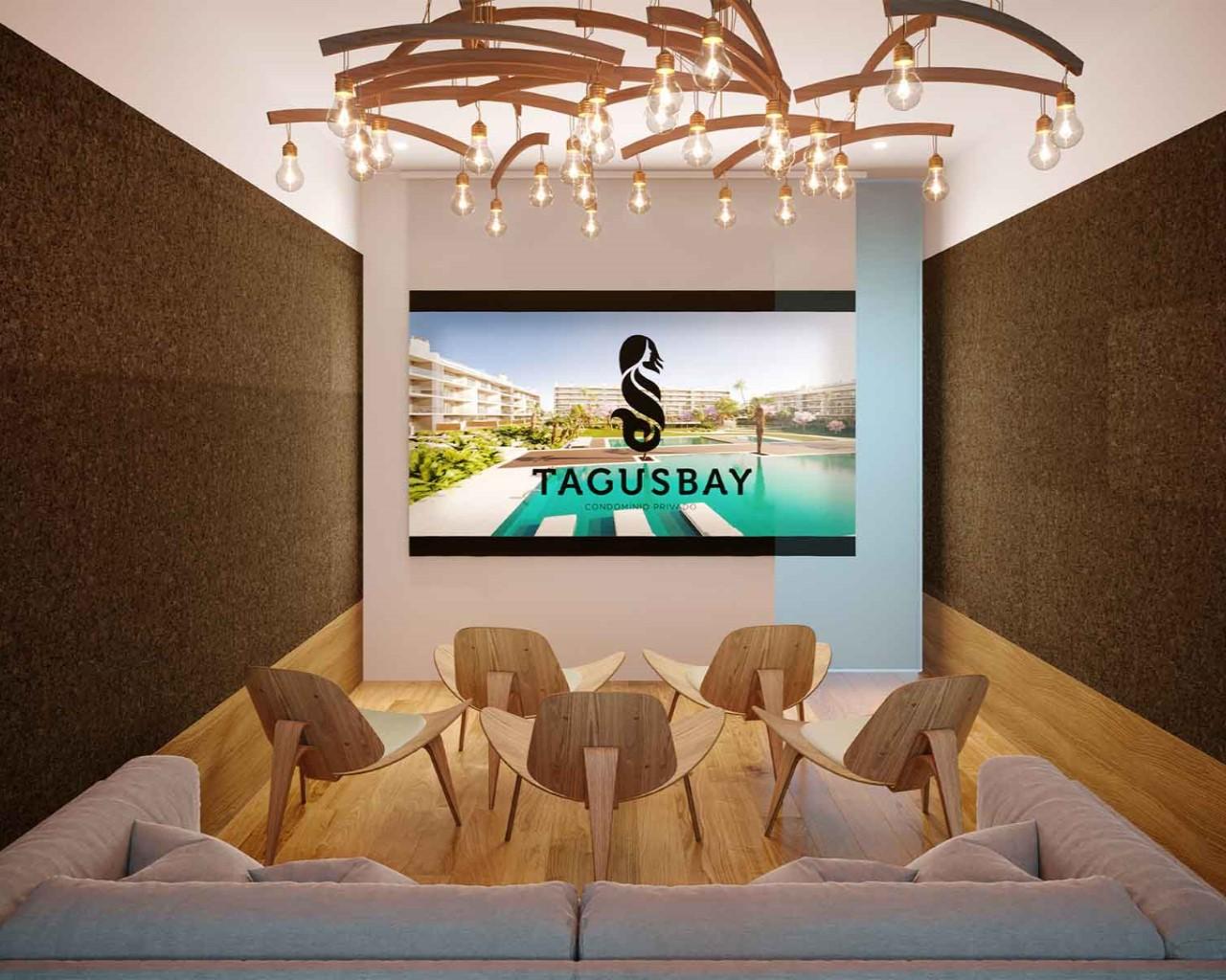 Tagus Bay - Media-Room