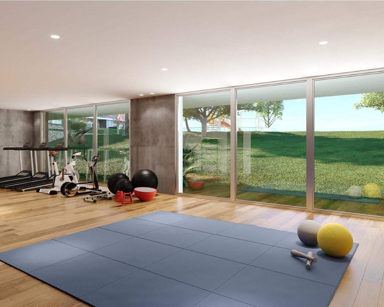 Tagus Bay - Gym