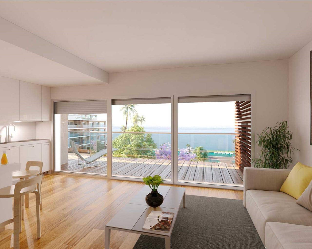 Tagus Bay - Living room