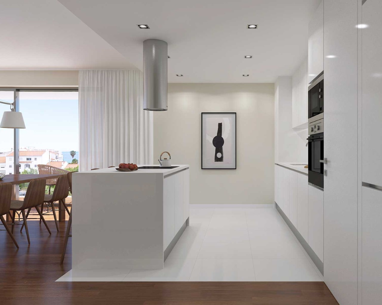 Albufeira Prime - Kitchen