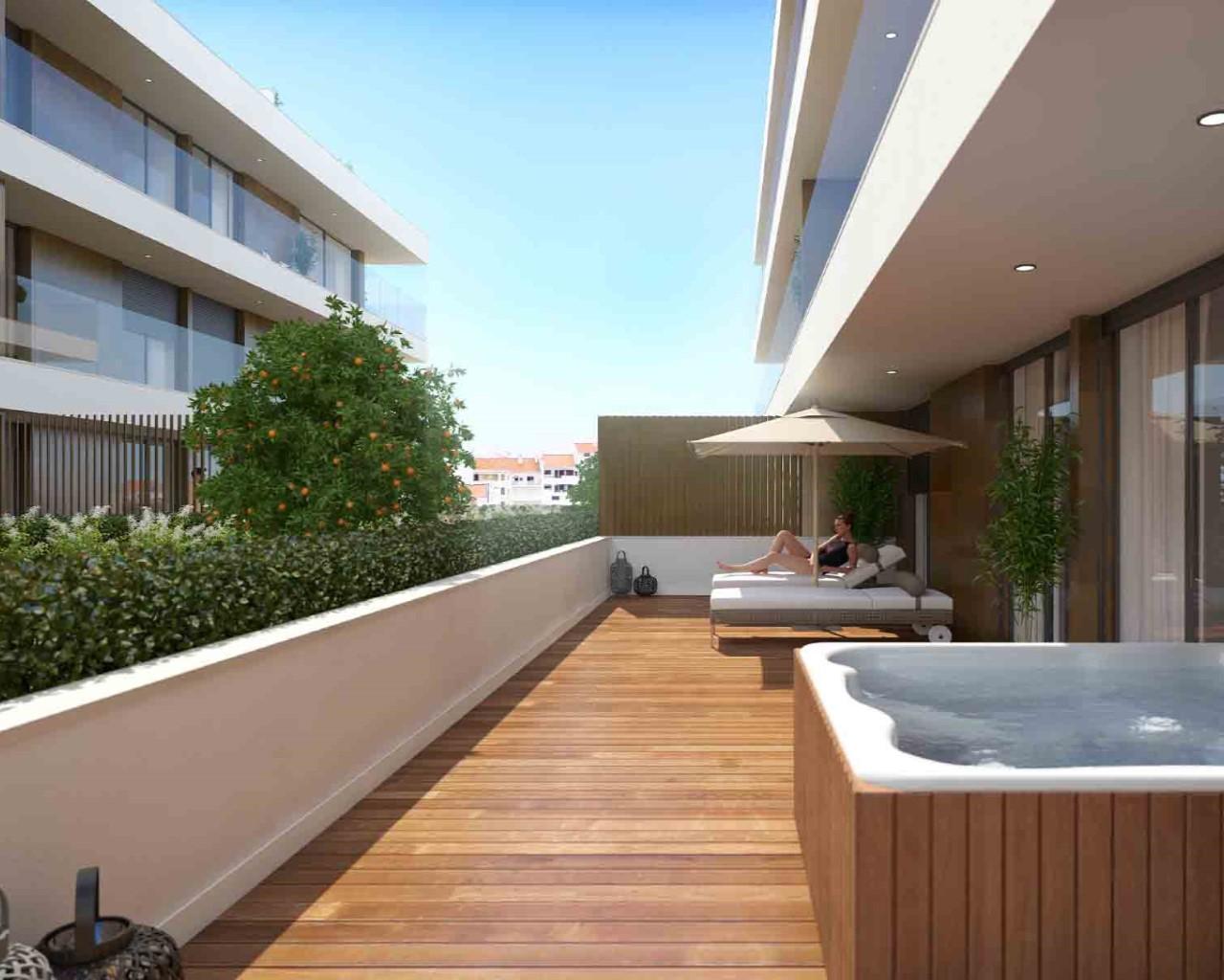 Albufeira Prime - Lounge Terrace