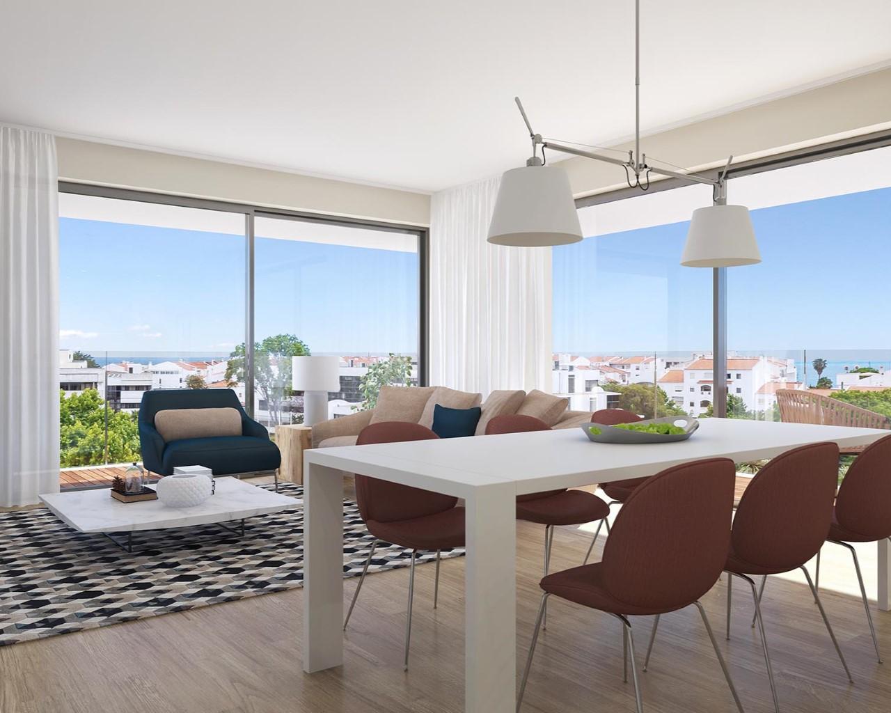 Albufeira Prime - Living room