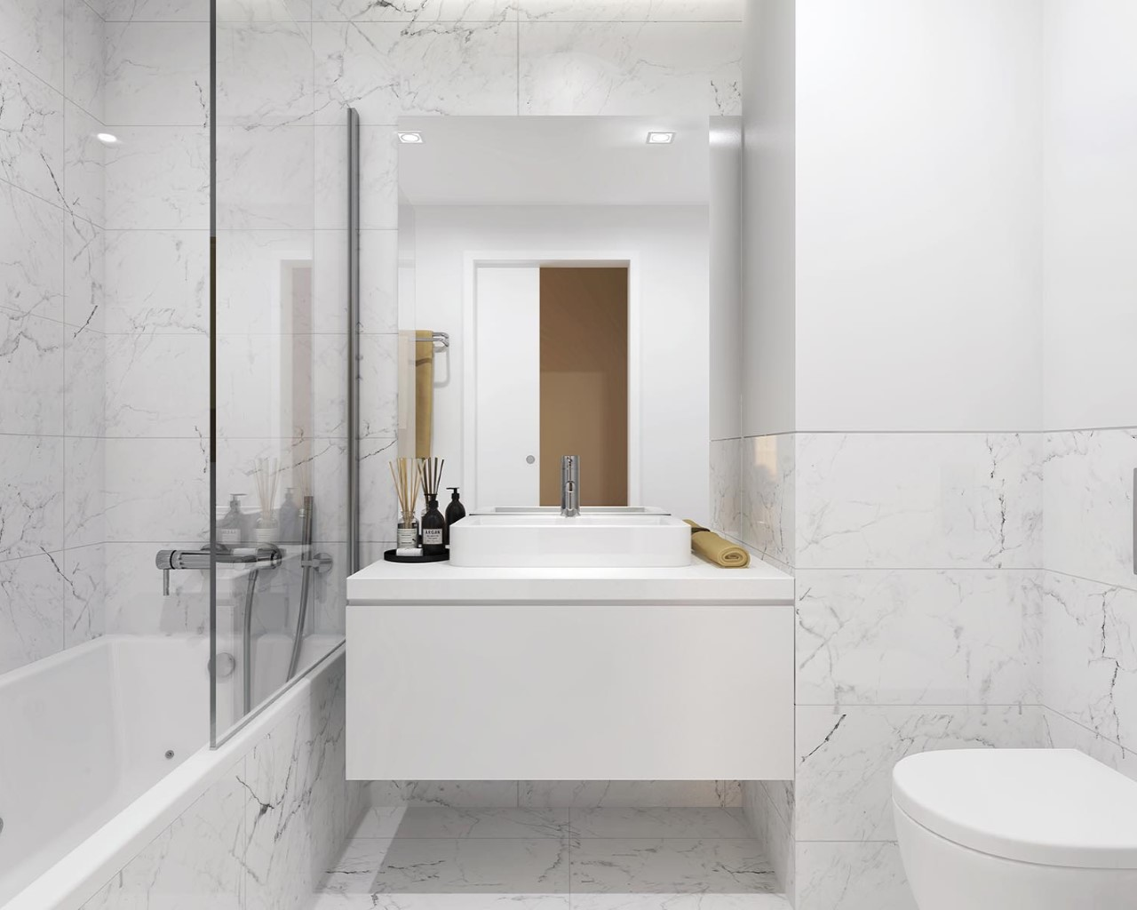 Albufeira Prime - Washroom