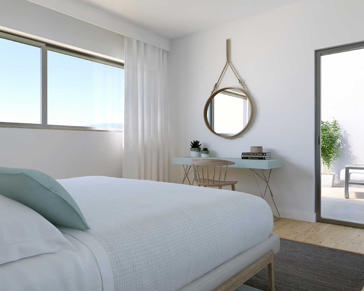 Ferragudo Design Villas - Bedroom