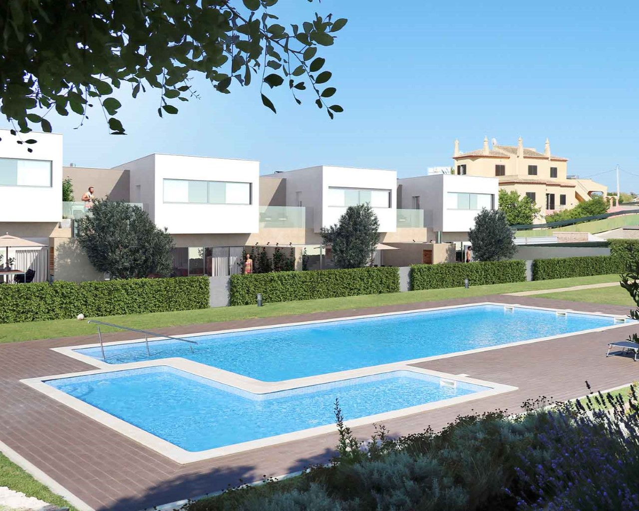 Ferragudo Design Villas - Piscina