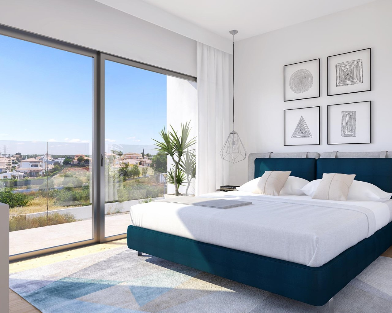 Ferragudo Design Villas - Quarto