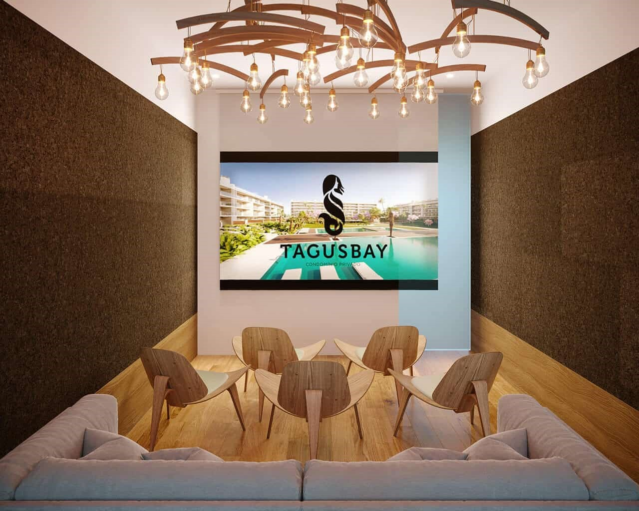 Tagus Bay-Media rum
