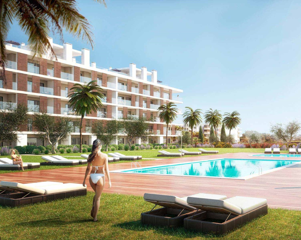 Albufeira Green Apartments