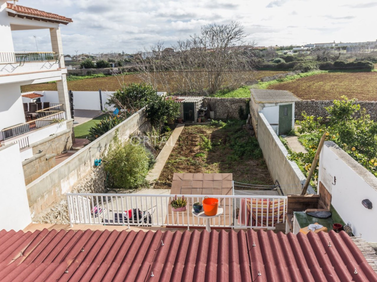 casa con patio para vender en Mahon (10 de 17)