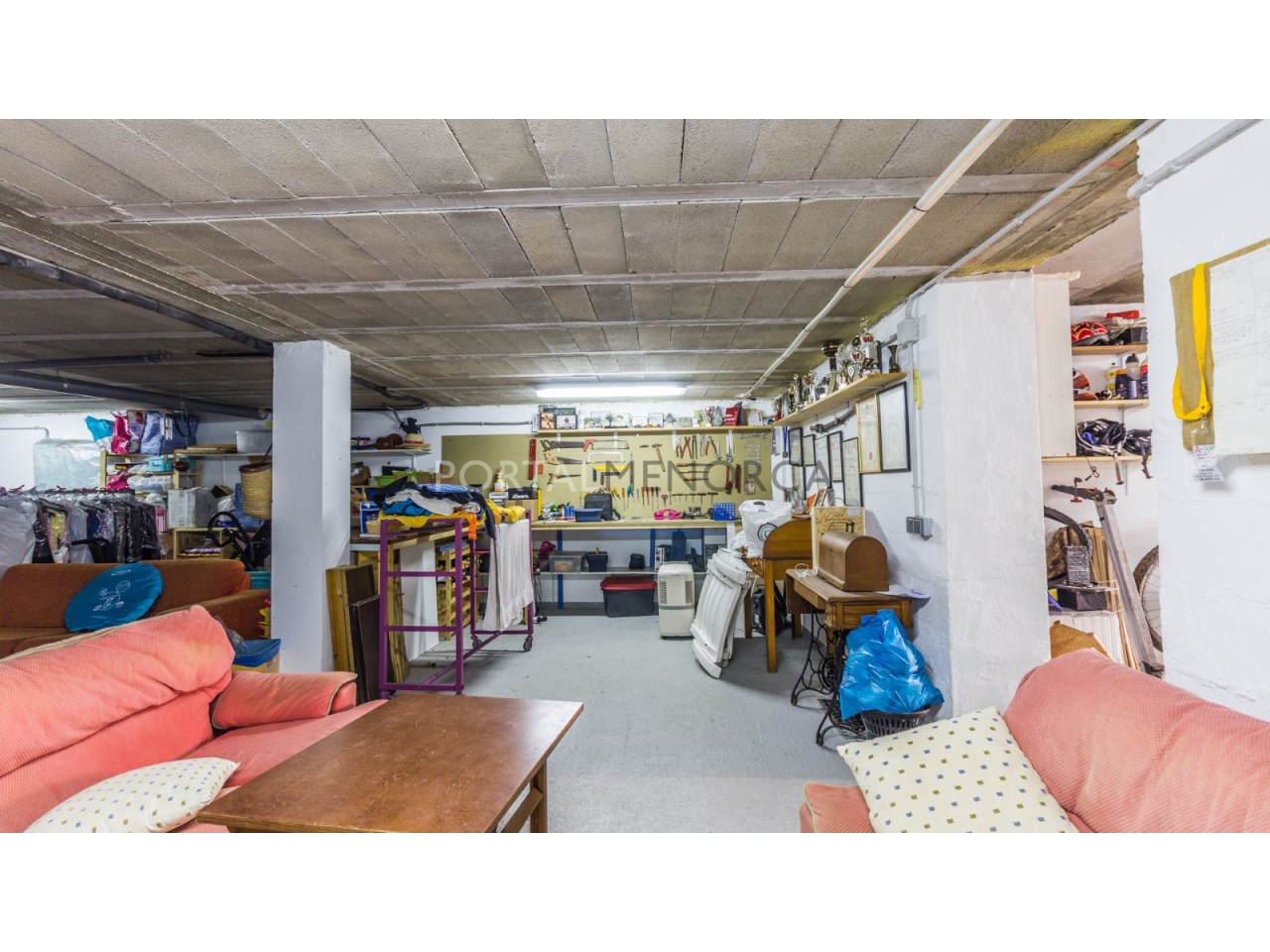 casa con patio para vender en Mahon (13 de 17)
