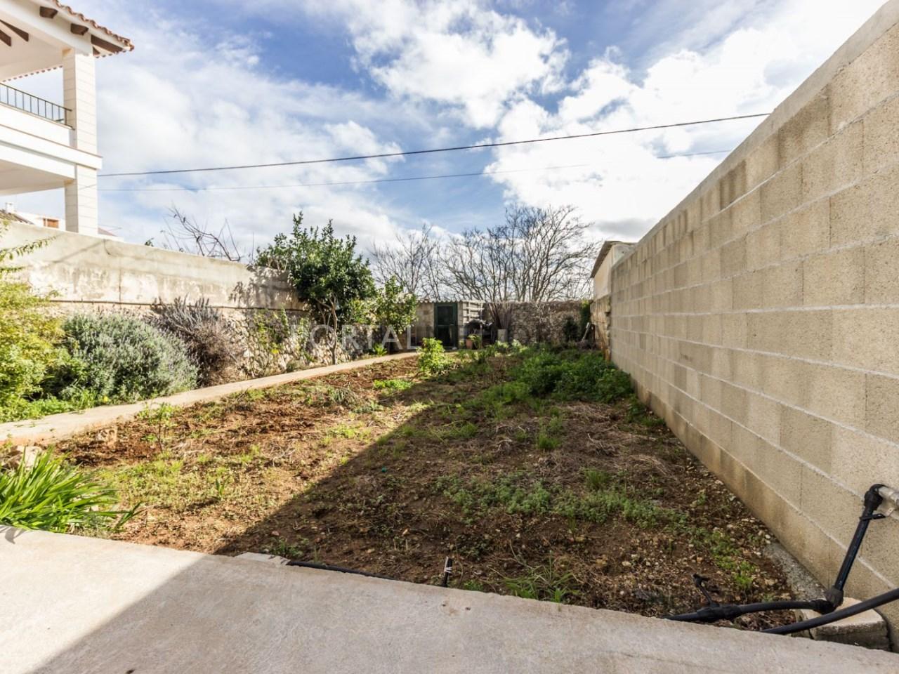 casa con patio para vender en Mahon (15 de 17)
