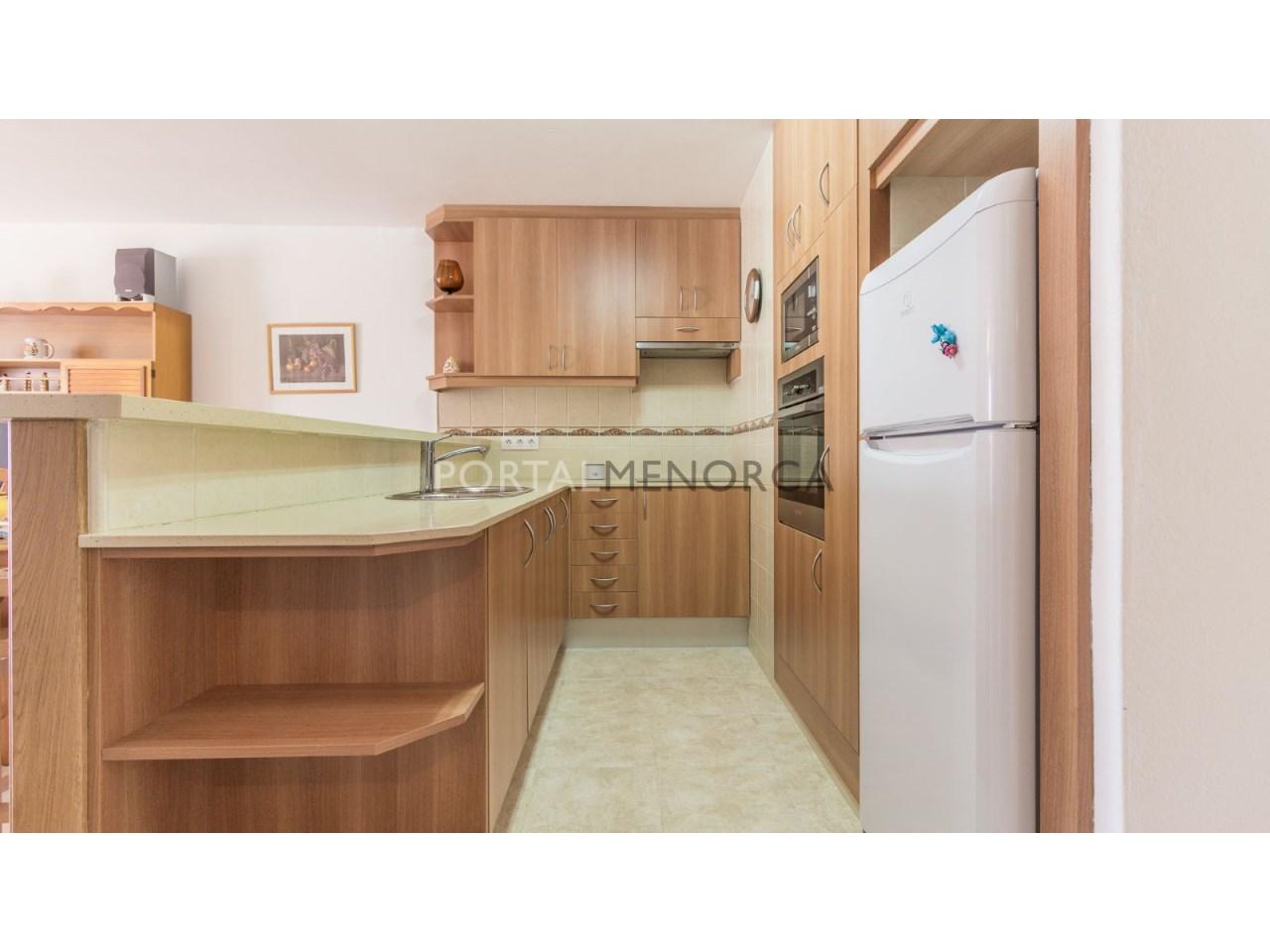 apartamento con patio en Macaret, Mercadal (3 de 11)