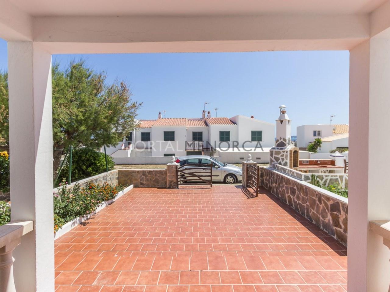 apartamento con patio en Macaret, Mercadal (10 de 11)