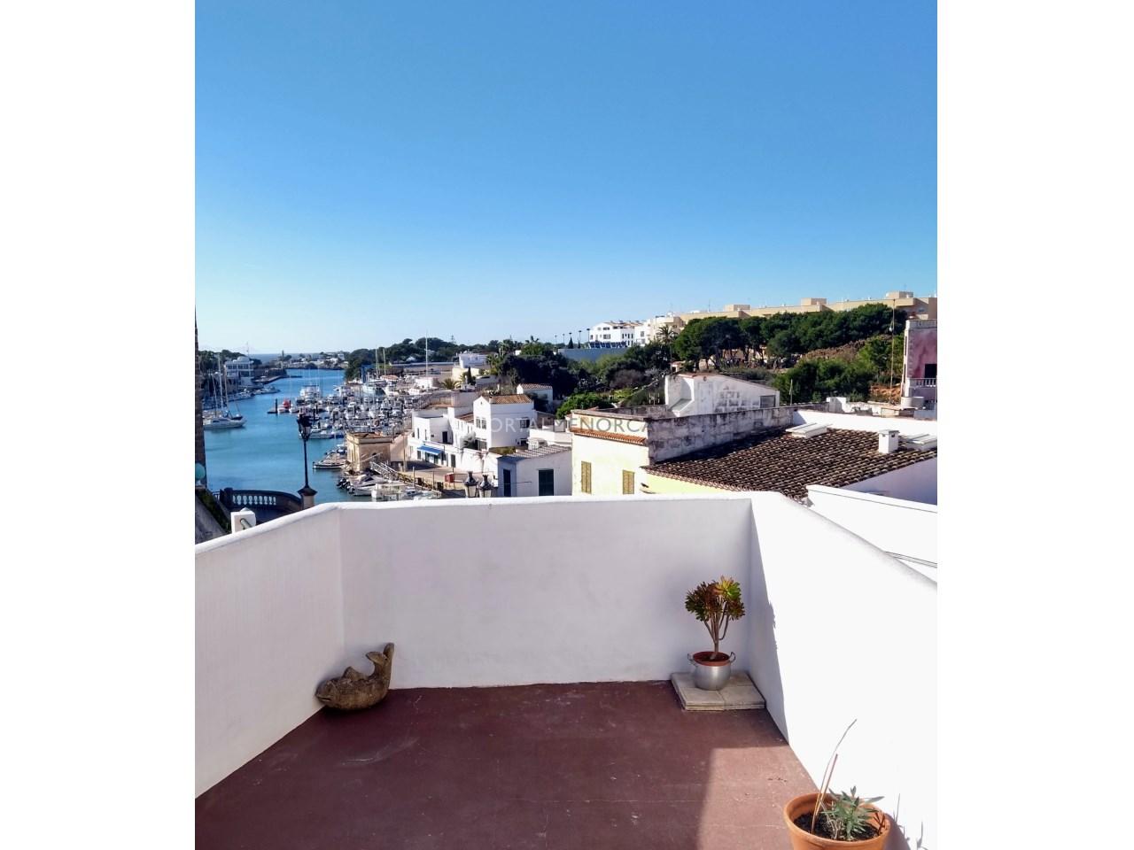 2 terrasse port