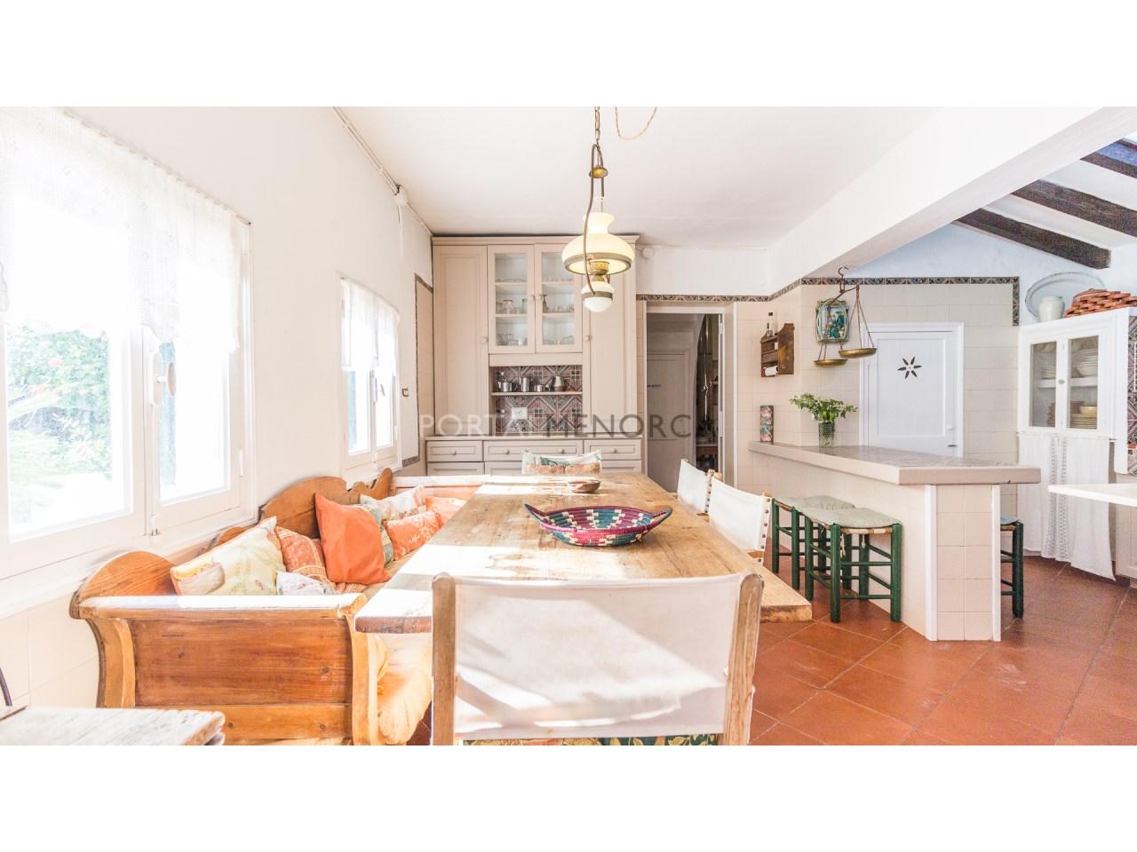 maison en campagne a vendre a minorque (14 de 21)