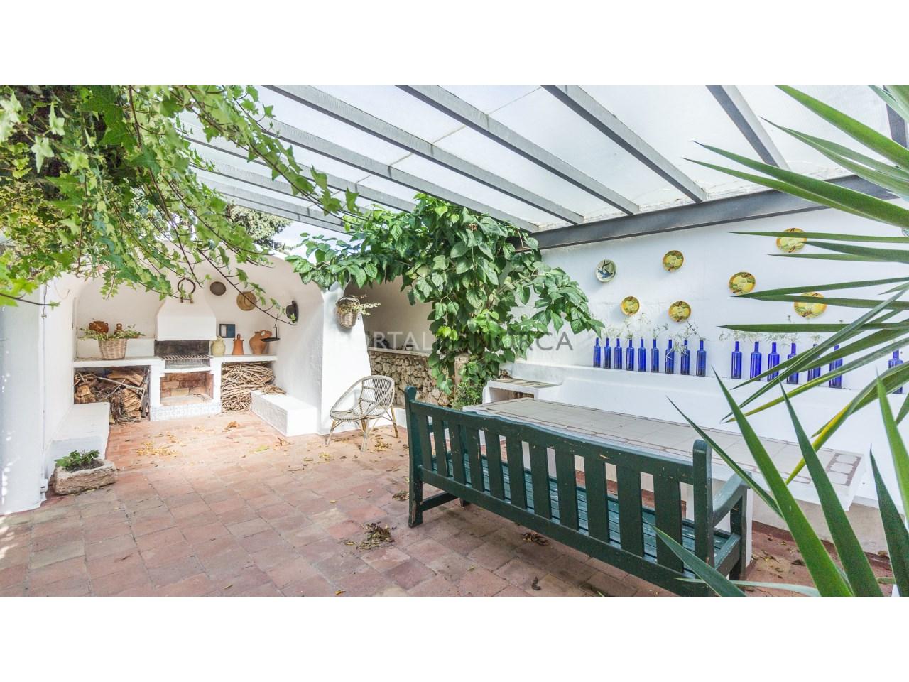 maison en campagne a vendre a minorque (18 de 21)