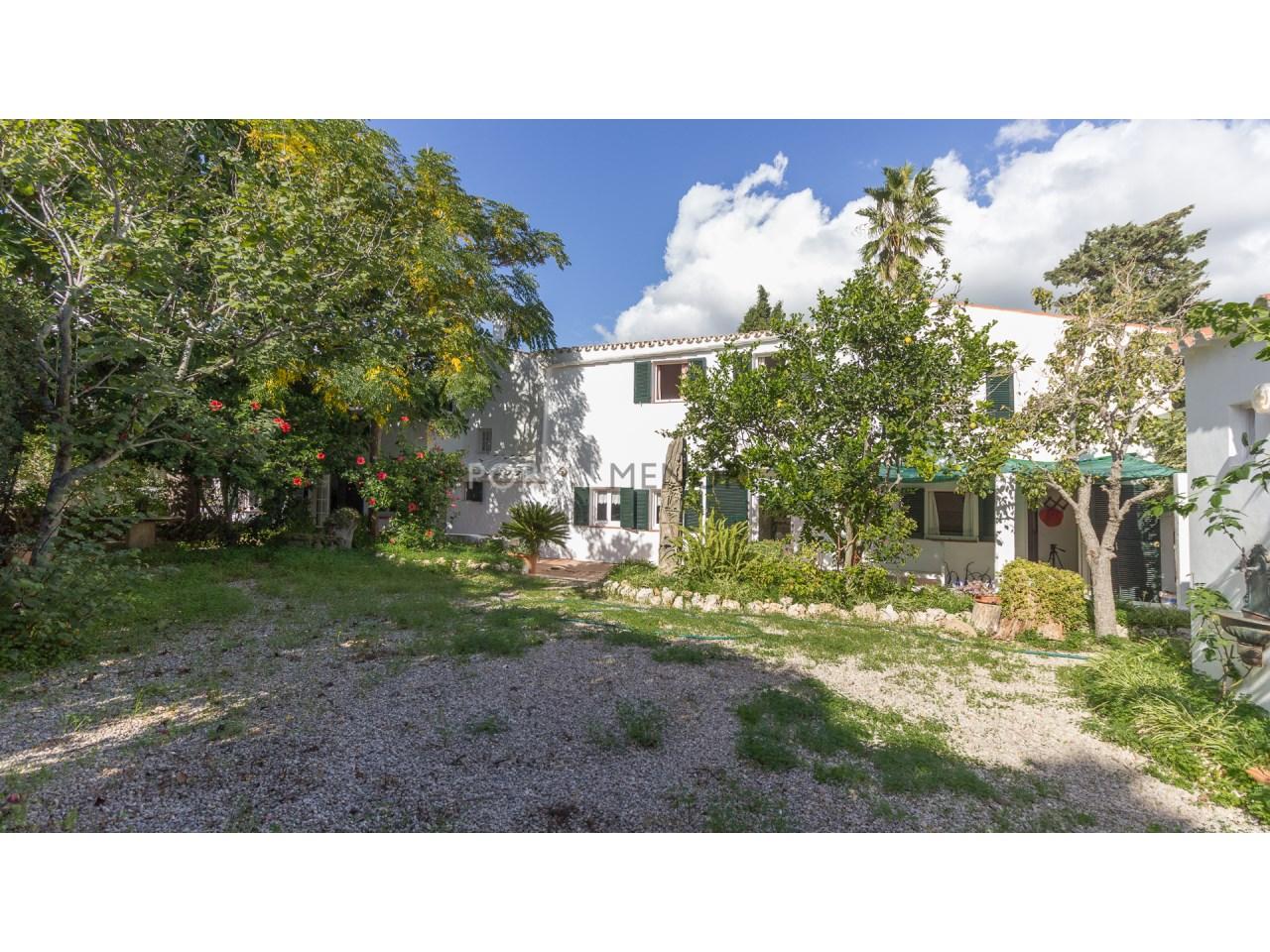 maison en campagne a vendre a minorque (20 de 21)