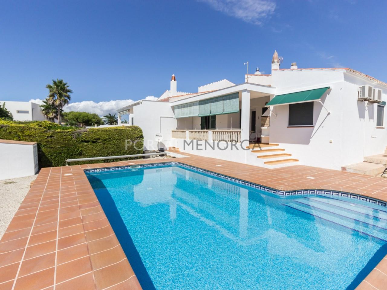 villa avec piscine a Es Canutells, Minorque (1 de 3)