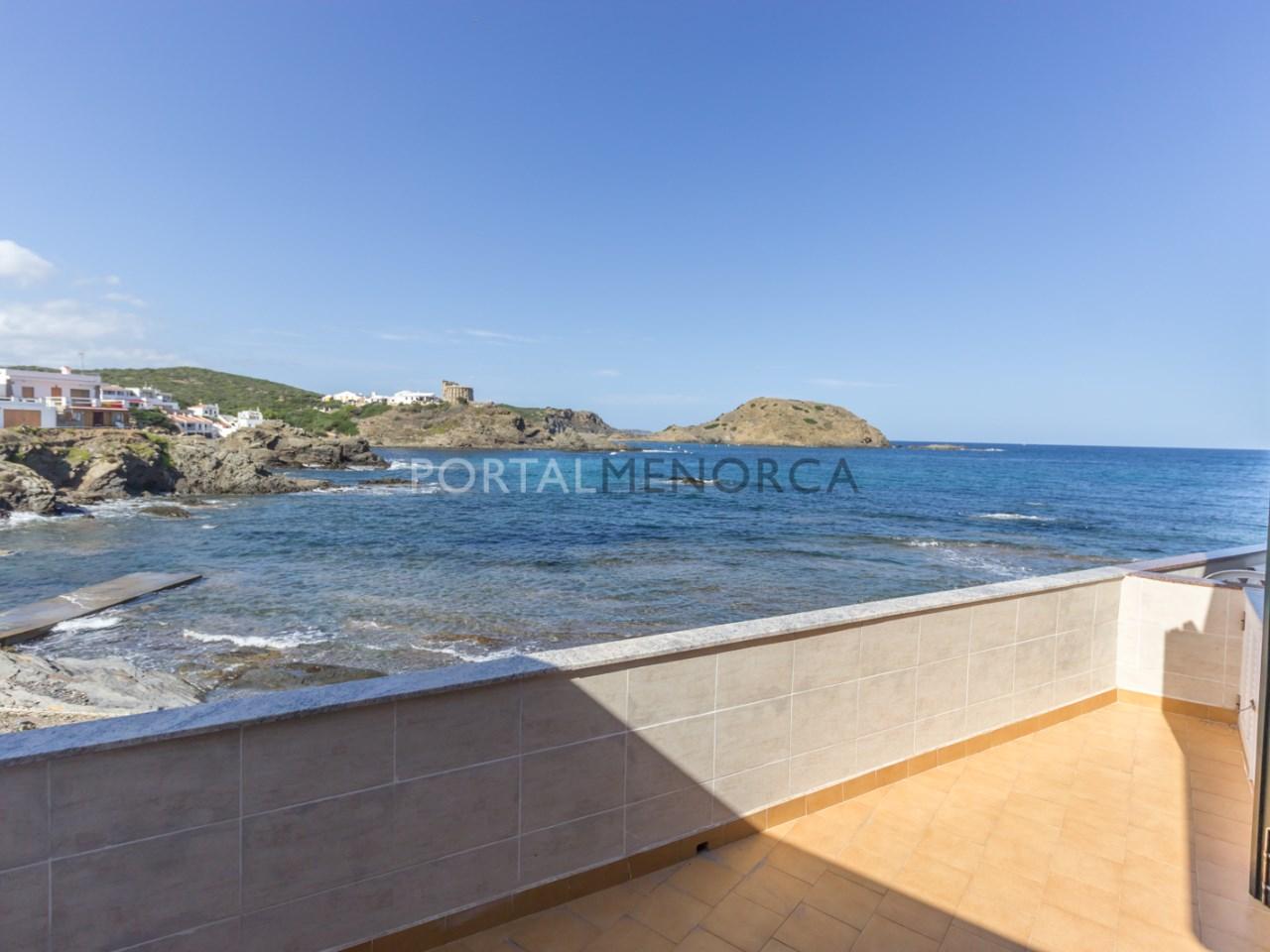 maison bord du mer a cala mesquida, Minorque (4 de 15)