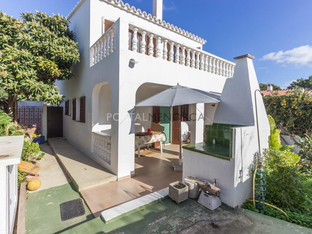 chalet con terreno en venta en Addaya Menorca (16 de 19)