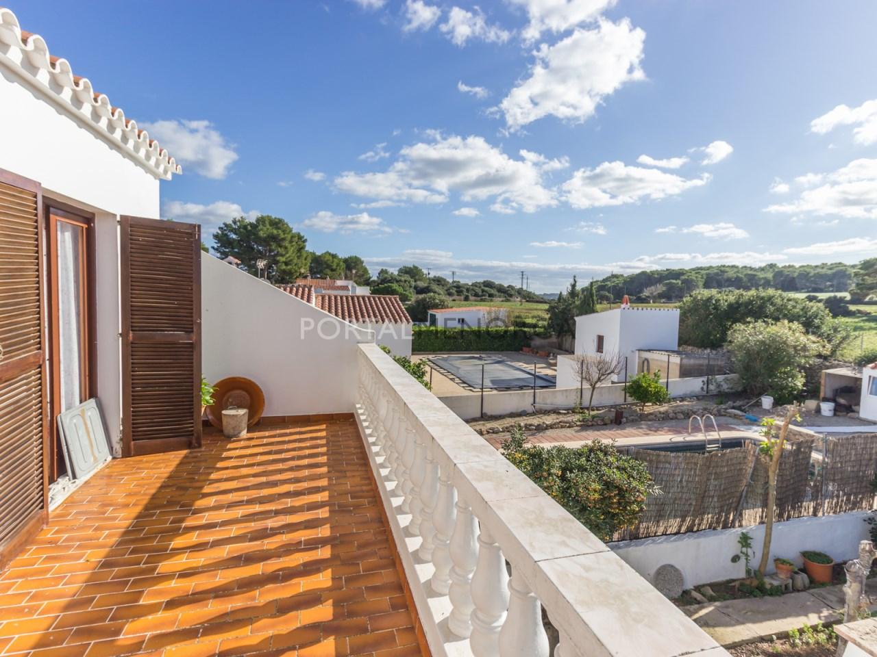 chalet con terreno en venta en Addaya Menorca (15 de 19)