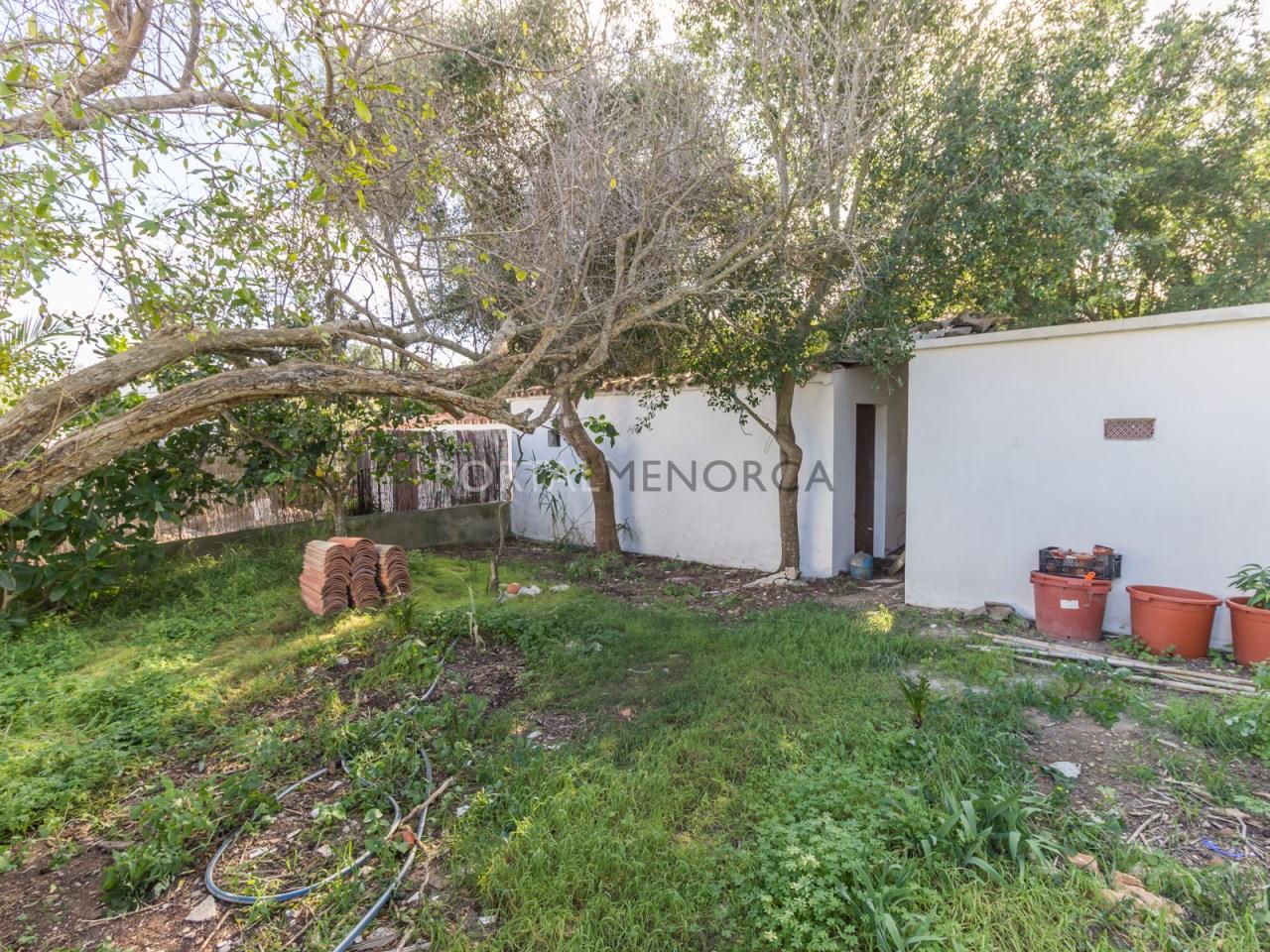 chalet con terreno en venta en Addaya Menorca (18 de 19)