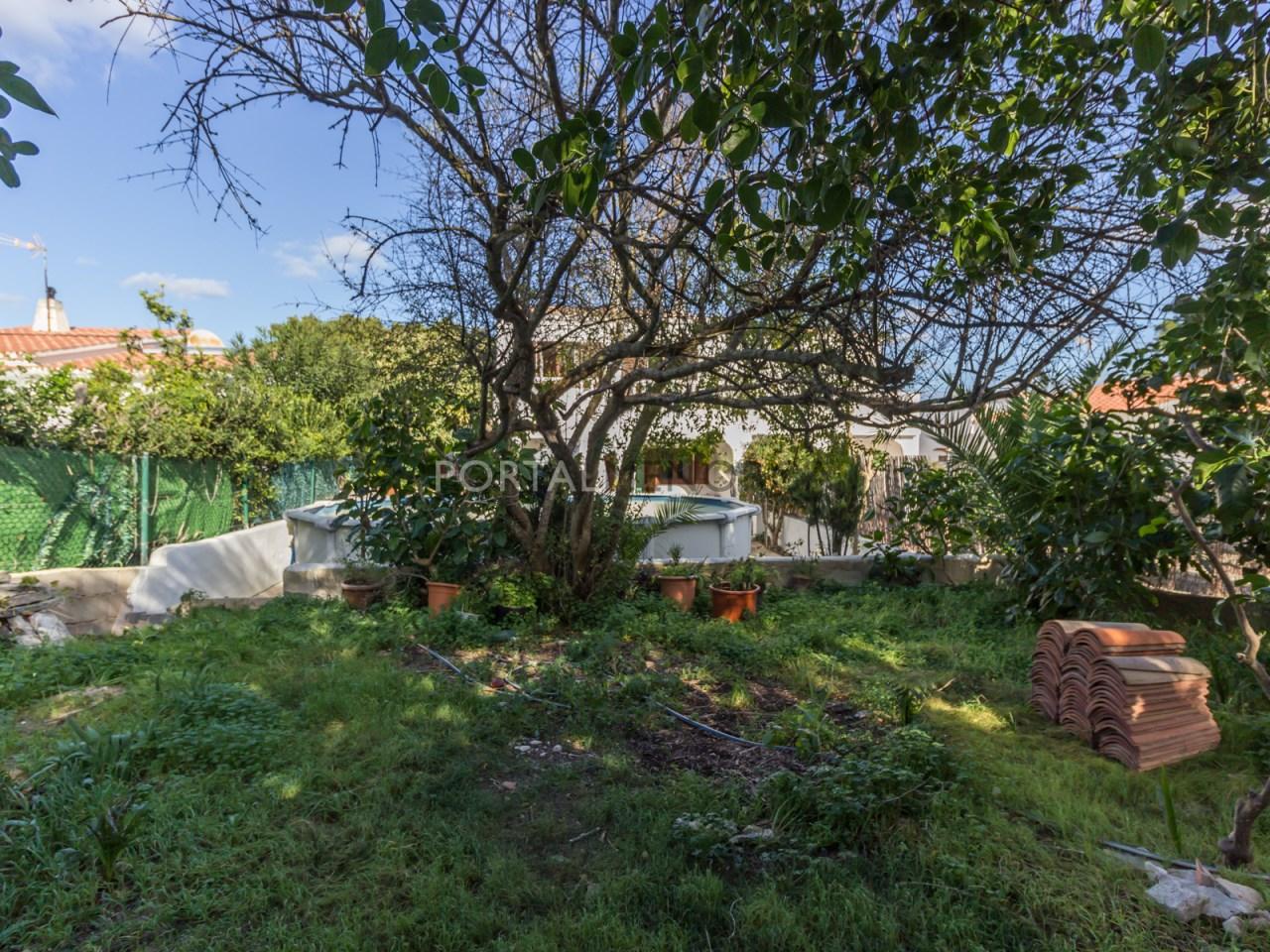 chalet con terreno en venta en Addaya Menorca (19 de 19)