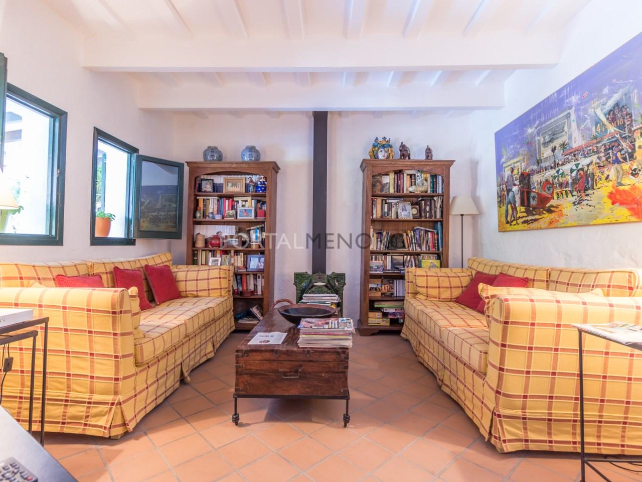 maison avec jardin et piscine a Llucemessanes, Mahon, Minorque (28 de 57)