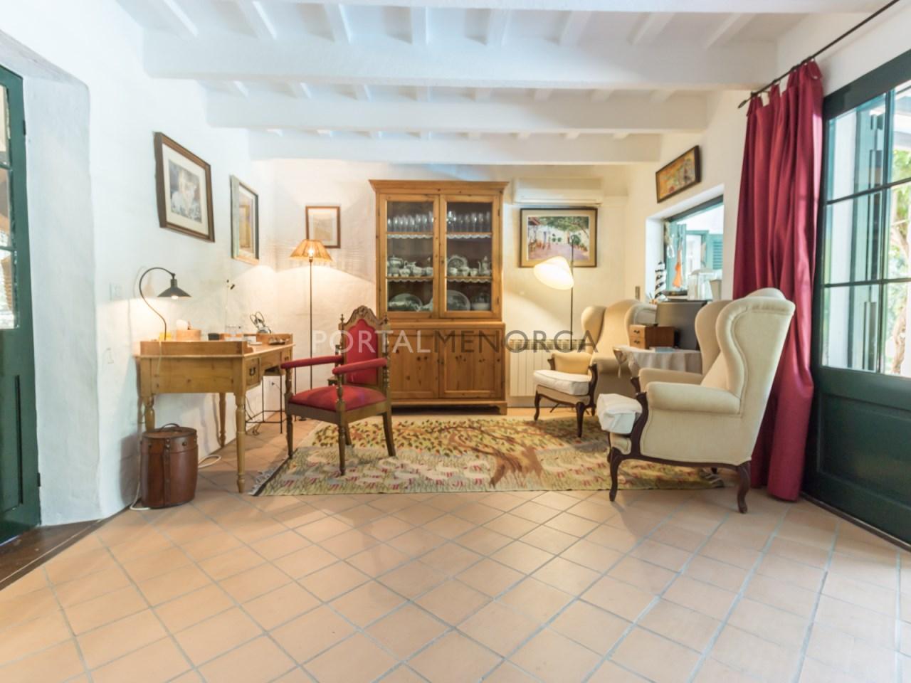 maison avec jardin et piscine a Llucemessanes, Mahon, Minorque (45 de 57)