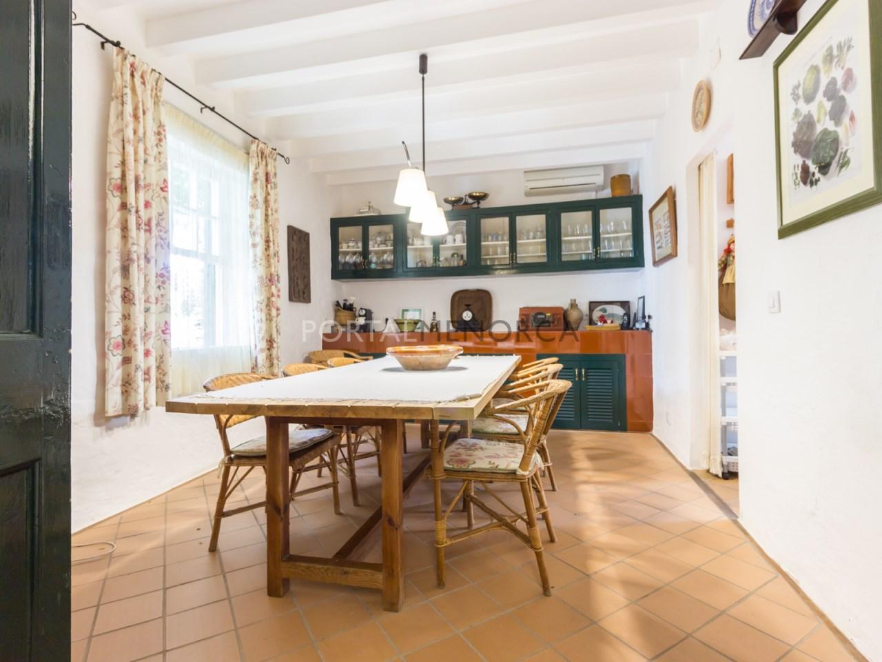 maison avec jardin et piscine a Llucemessanes, Mahon, Minorque (40 de 57)