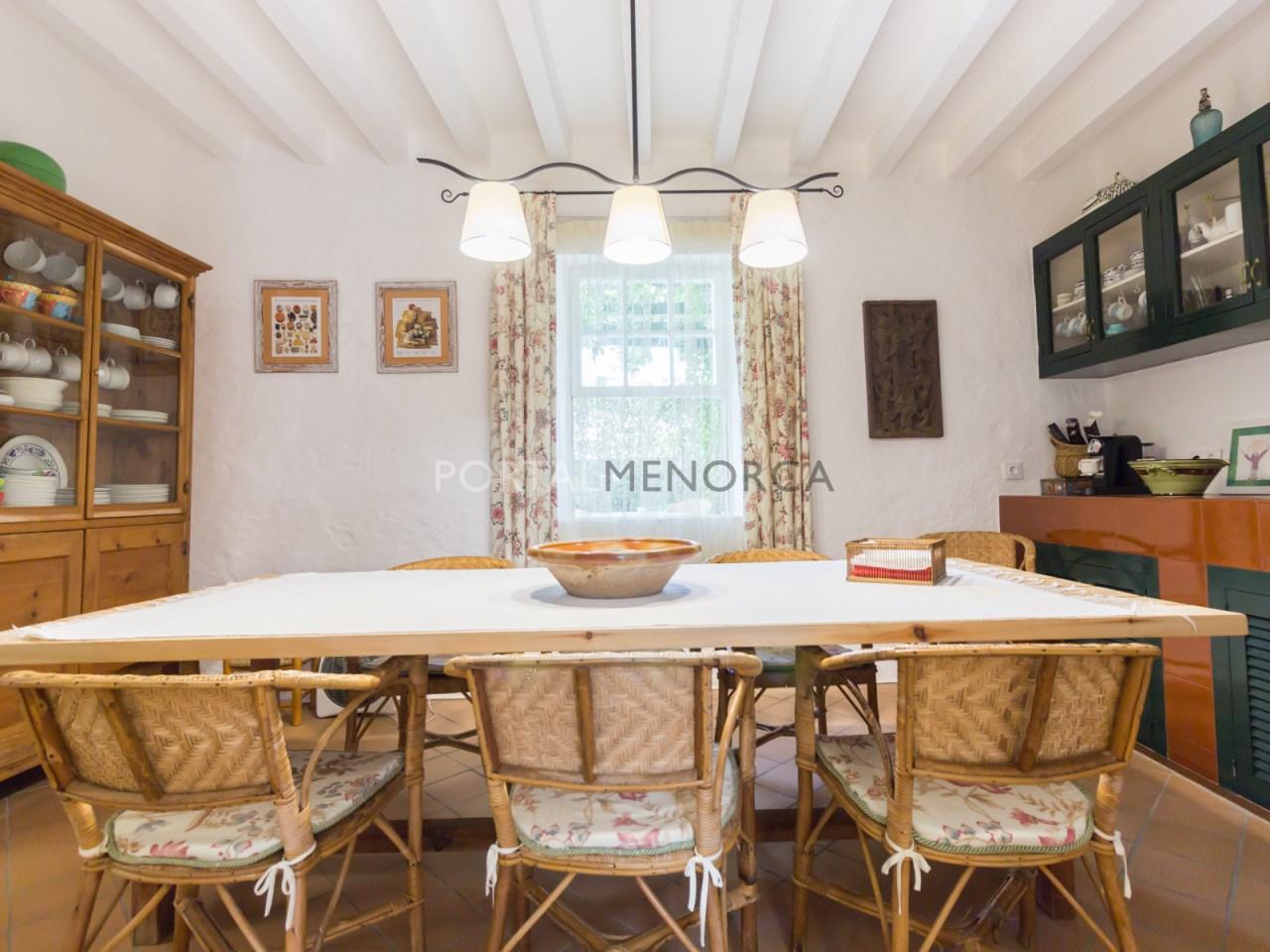 maison avec jardin et piscine a Llucemessanes, Mahon, Minorque (41 de 57)