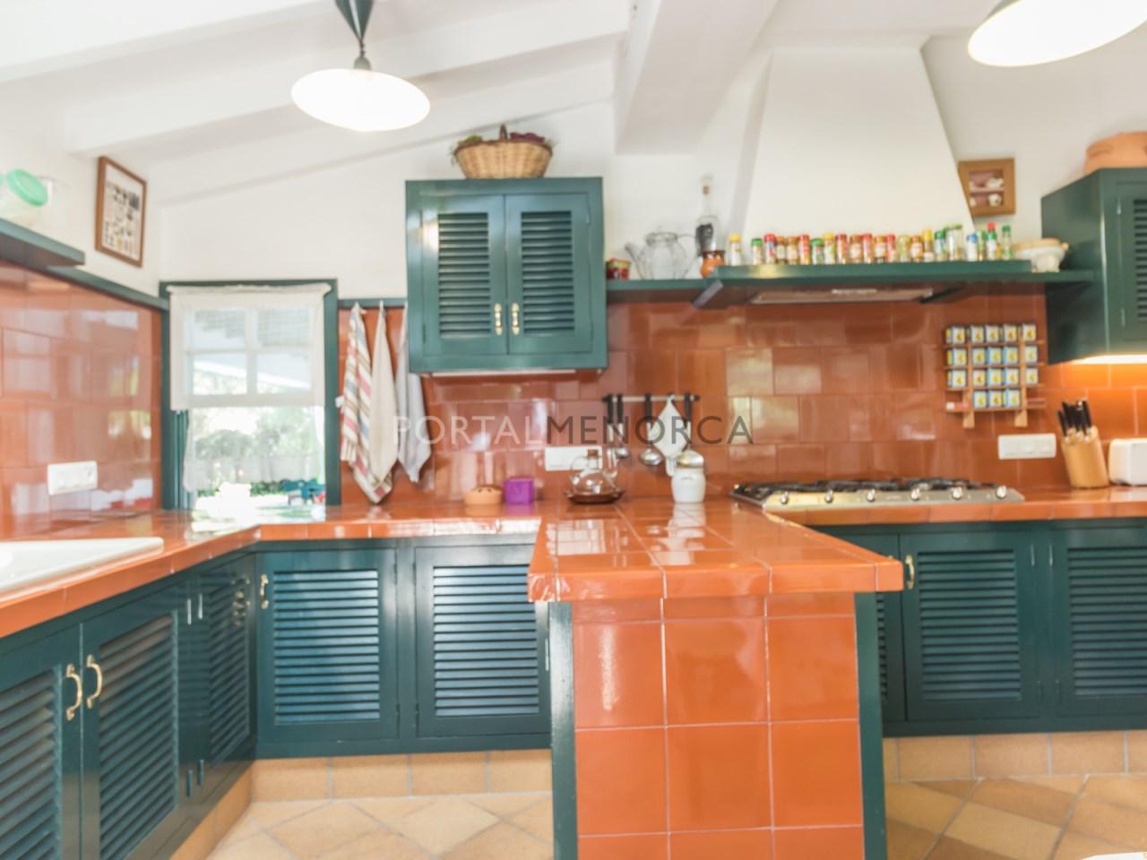 maison avec jardin et piscine a Llucemessanes, Mahon, Minorque (43 de 57)